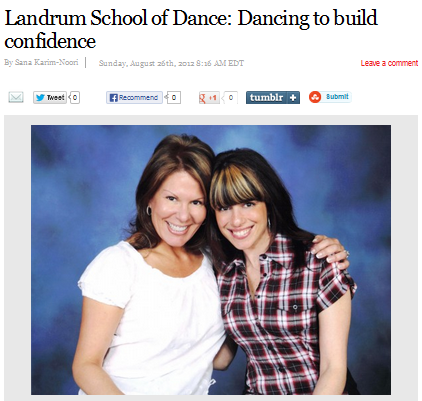 Landrum School of Dance in QueensCourier.com2
