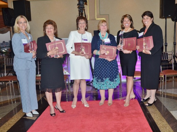 Annette Vallone, Queens Courier's Top Women in Business Hall-of-Fame Inductee 2014