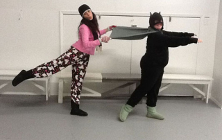 Pajama Day at Landrum School of Performing Arts Whitestone NY