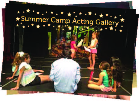Landrum Summer Acting Program 2015