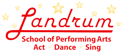 Landrum School of Performing Arts Retina Logo