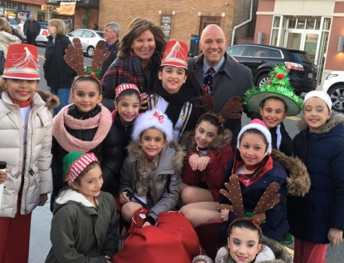 Whitestone Tree Lighting Ceremony 2015