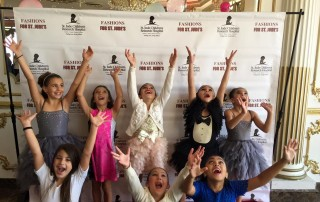 Landrum Supports St. Jude Children's Hospital at Fashion's for St. Jude's 2015