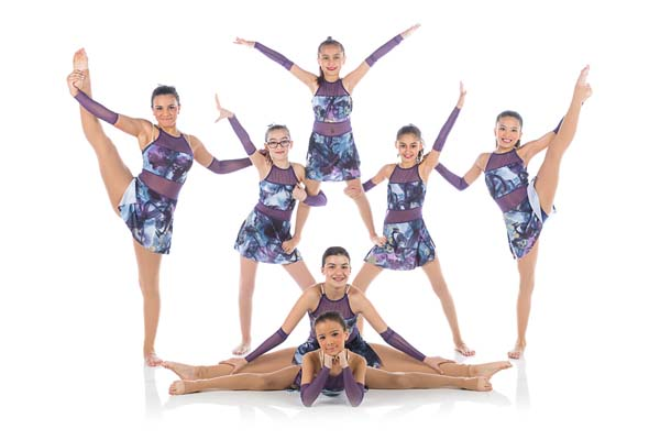 Intermediate Acrobatics Classes for Kids - Landrum School of Performing Arts Whitestone NY 2
